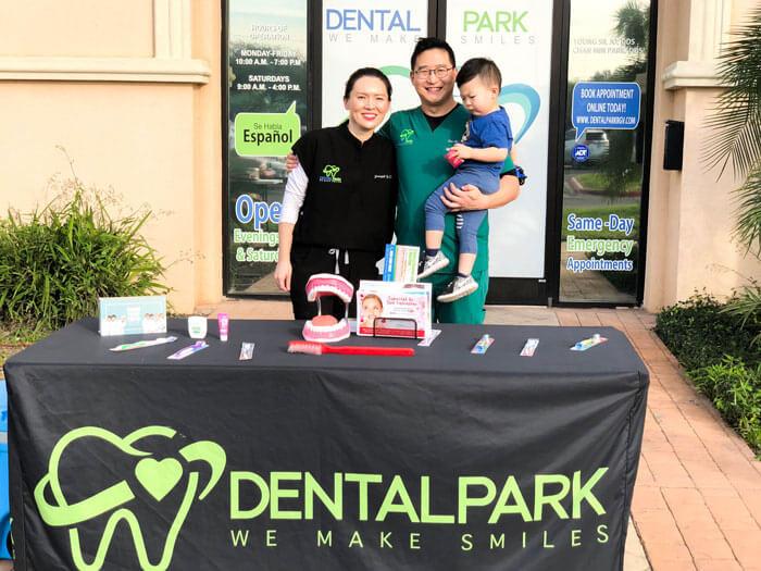 Dental Park Dr. Park and Dr. Jo