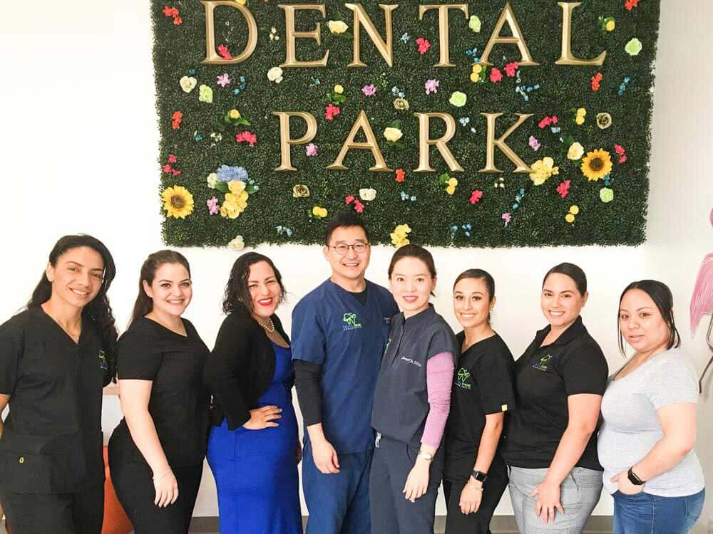 Dental Park staff